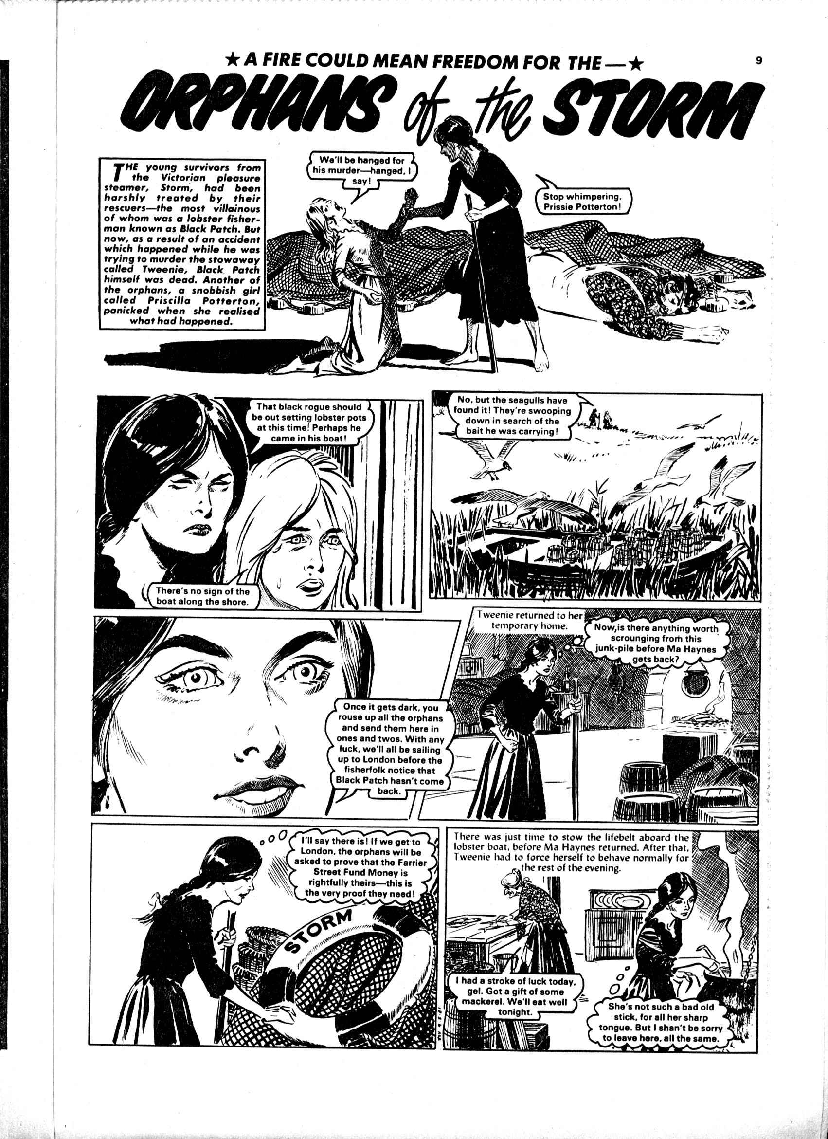 Read online Judy comic -  Issue #1113 - 9