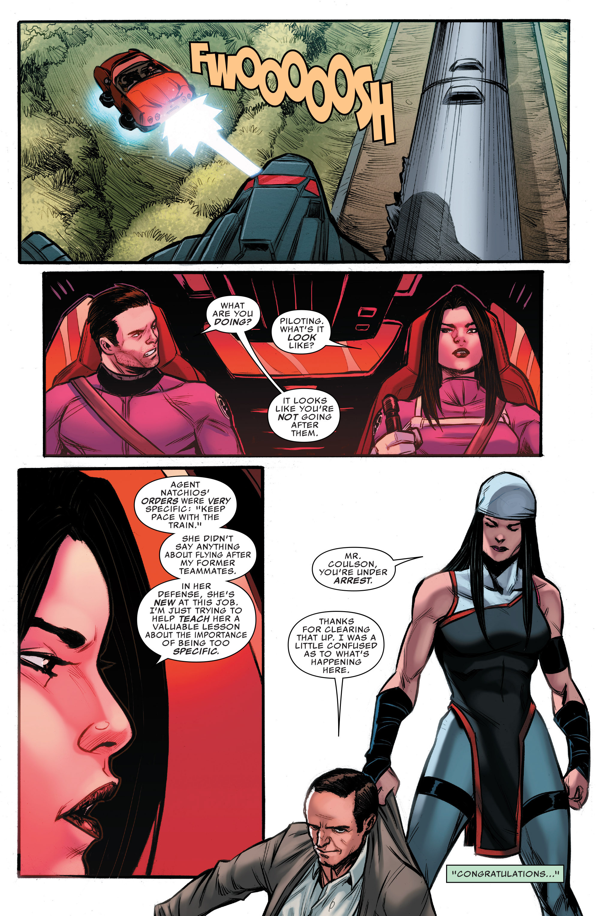 Read online Agents of S.H.I.E.L.D. comic -  Issue #9 - 20