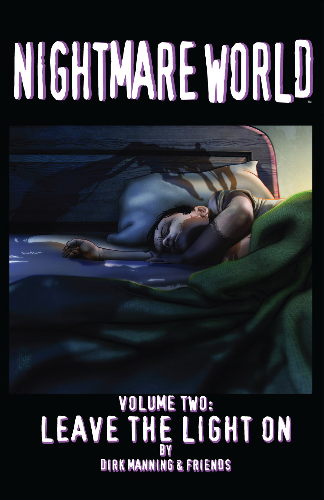 Read online Nightmare World comic -  Issue # Vol. 2 Leave the Light On - 1