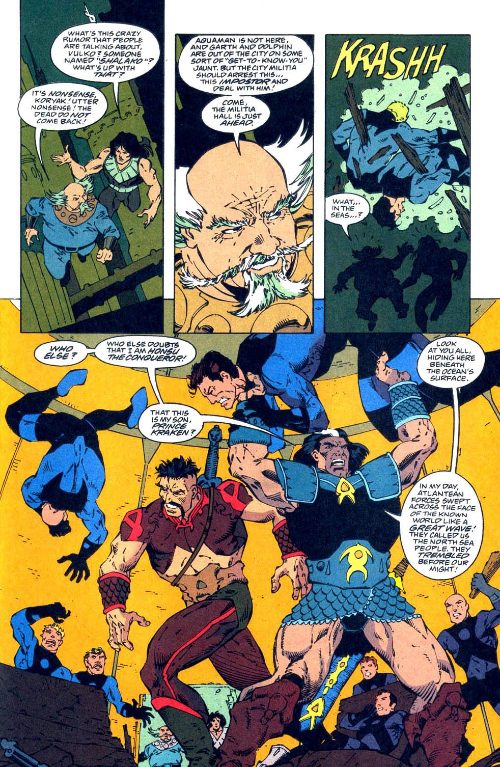 Read online Aquaman (1994) comic -  Issue #Aquaman (1994) _Annual 4 - 12