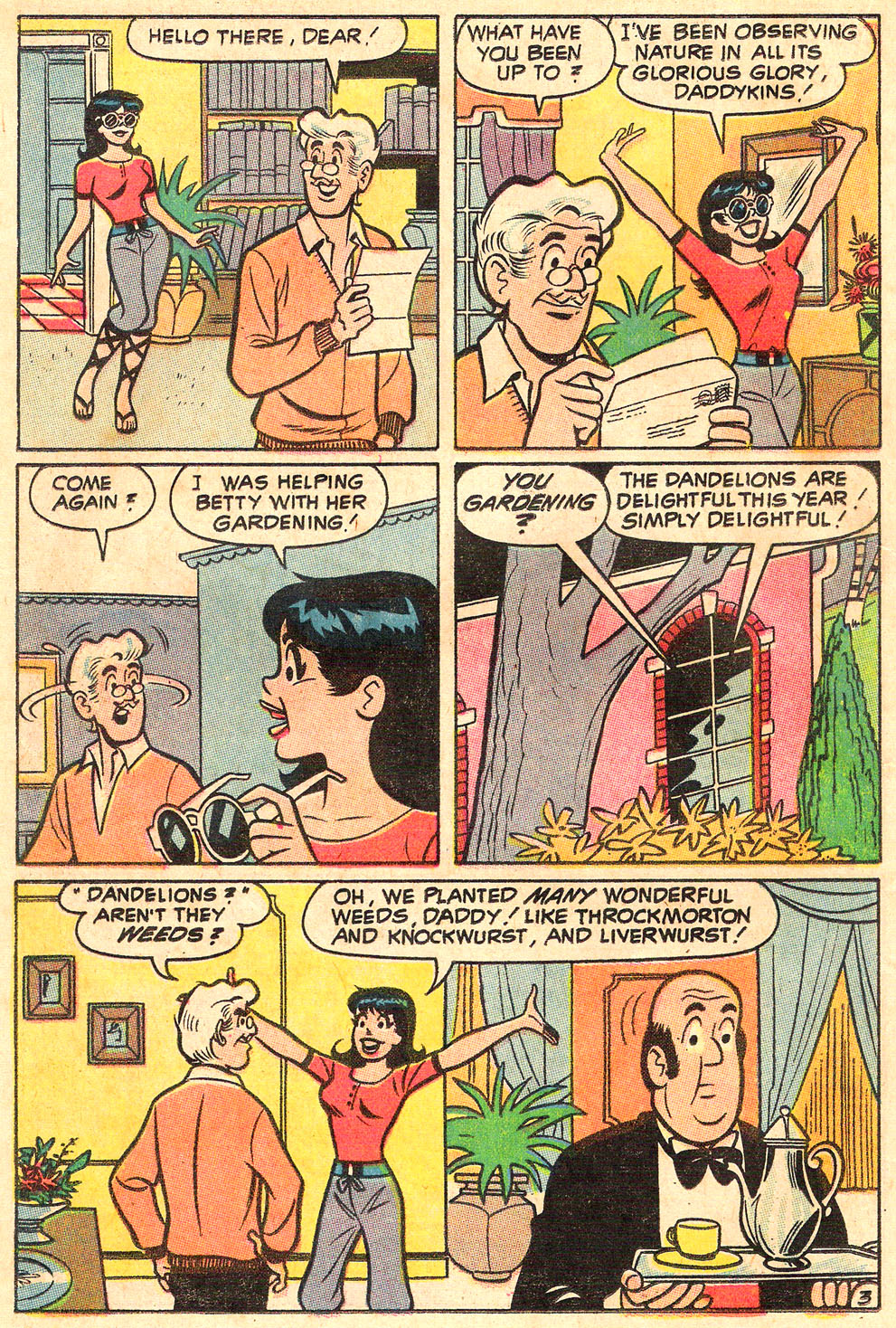 Read online Archie's Girls Betty and Veronica comic -  Issue #188 - 22