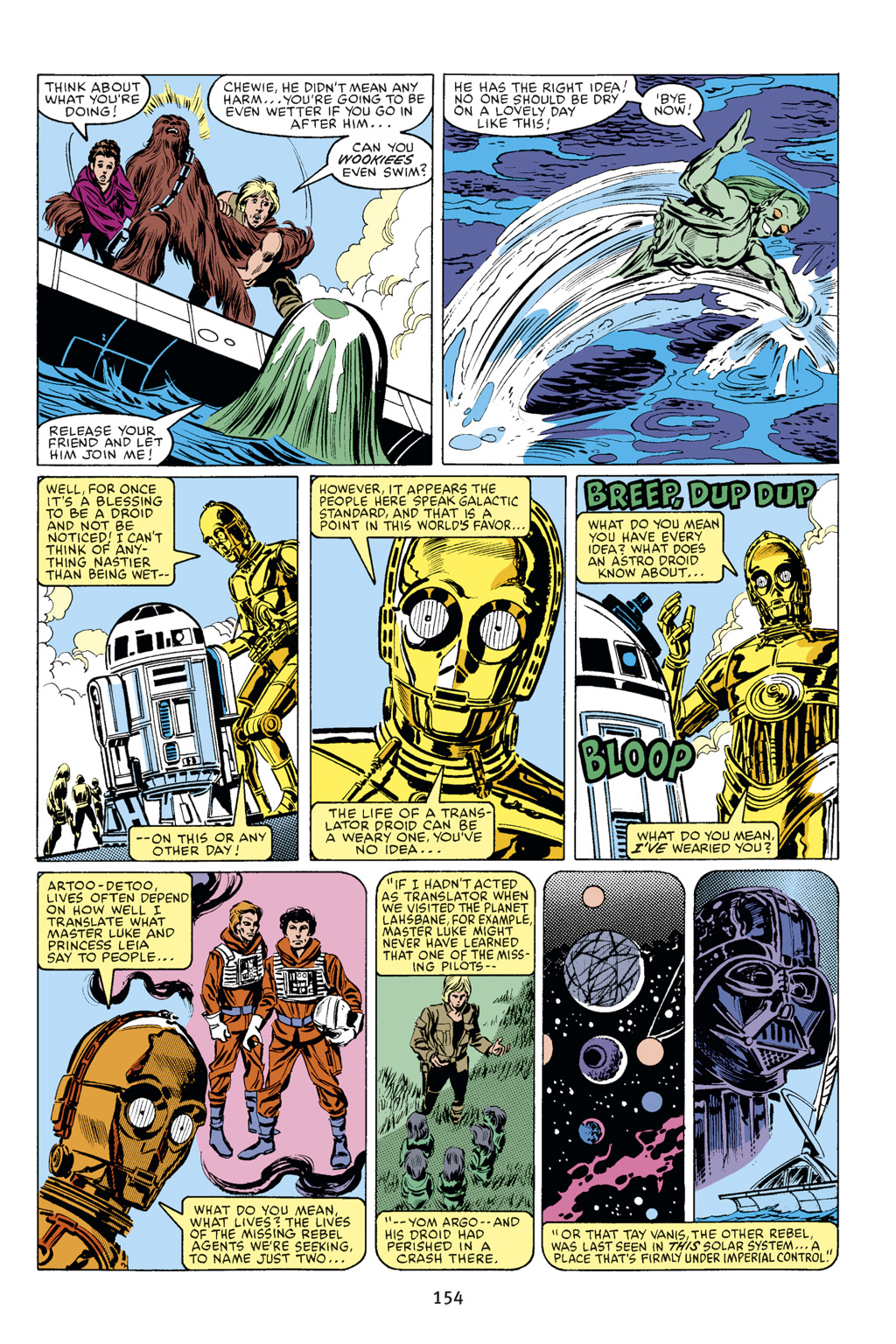Read online Star Wars Omnibus comic -  Issue # Vol. 18 - 143
