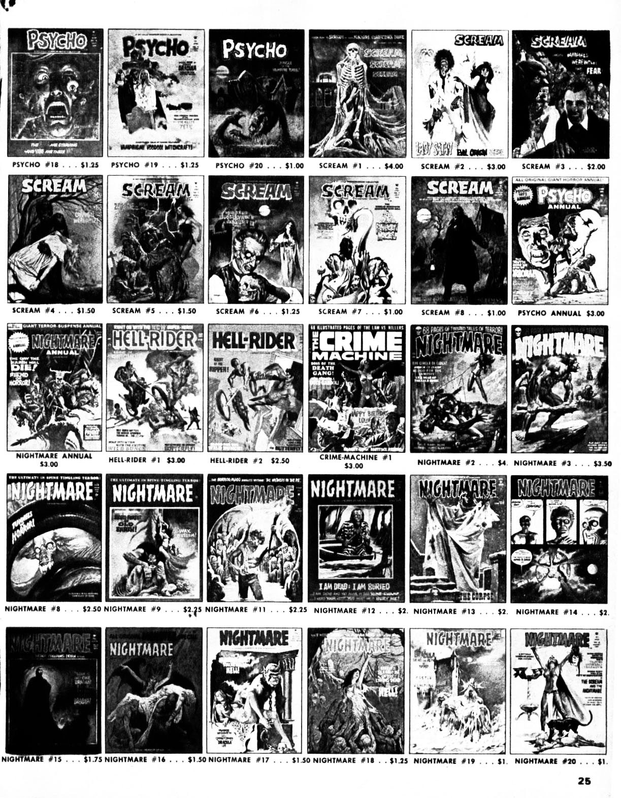 Nightmare (1970) issue 21 - Page 24