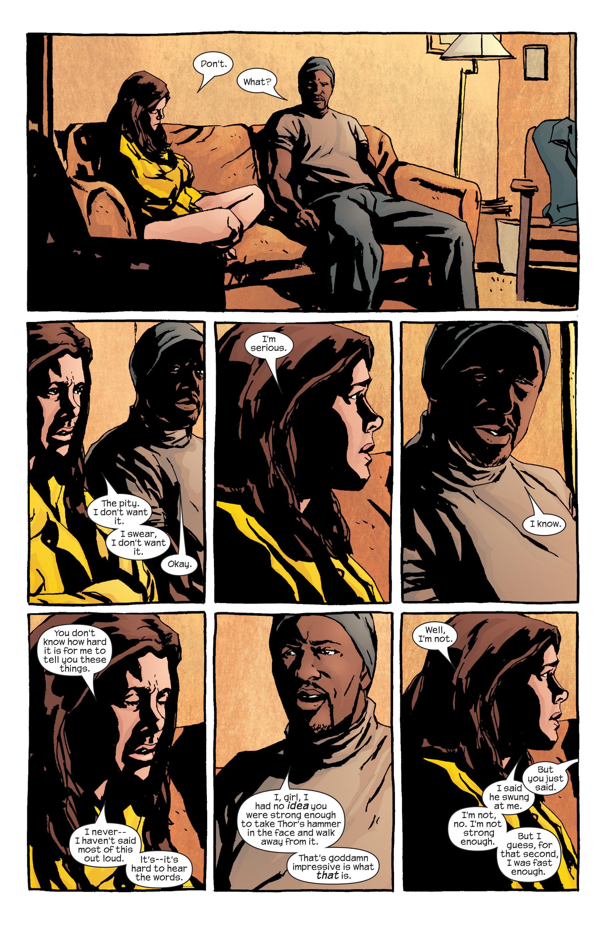 Read online Alias comic -  Issue #26 - 3