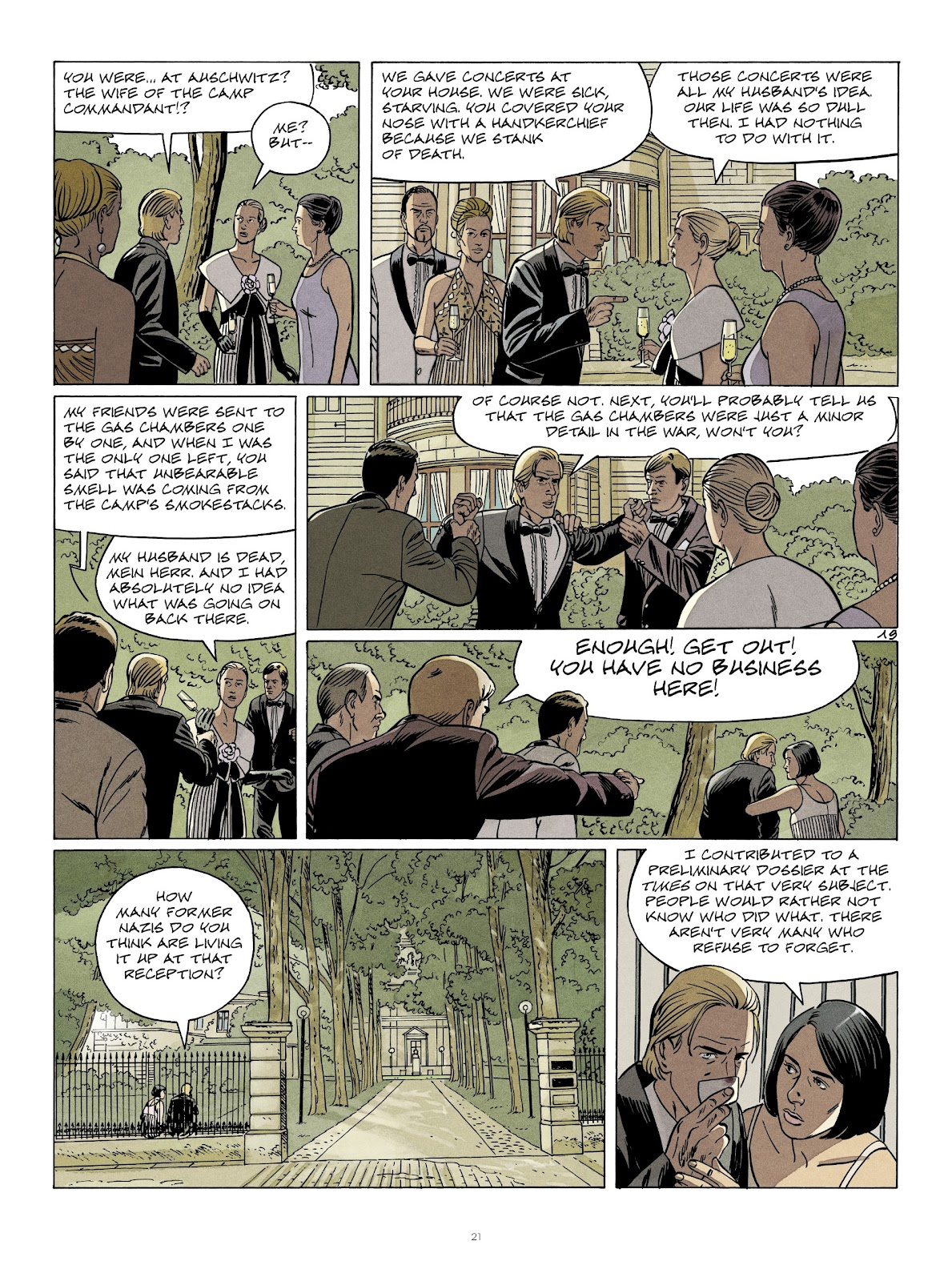 Read online Sherman comic -  Issue #7 - 21