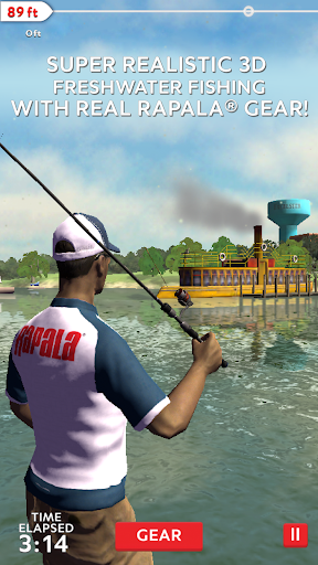 Game Rapala Fishing Hack Mod