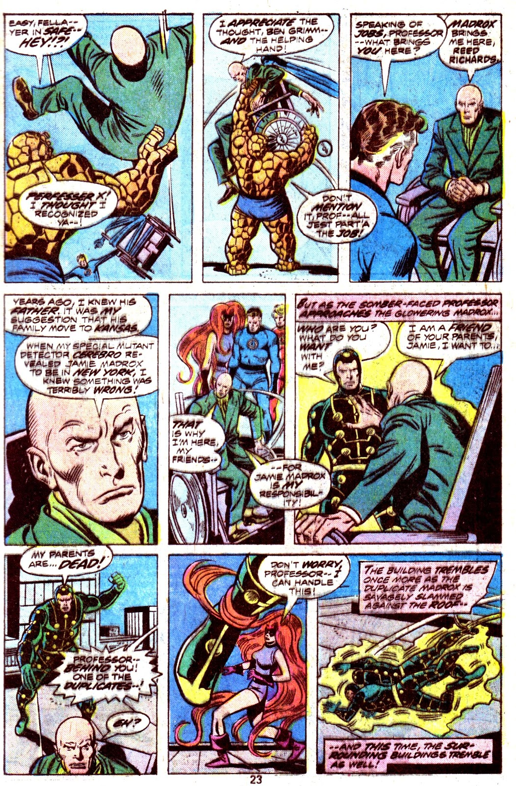 Giant-Size Fantastic Four issue 4 - Page 25