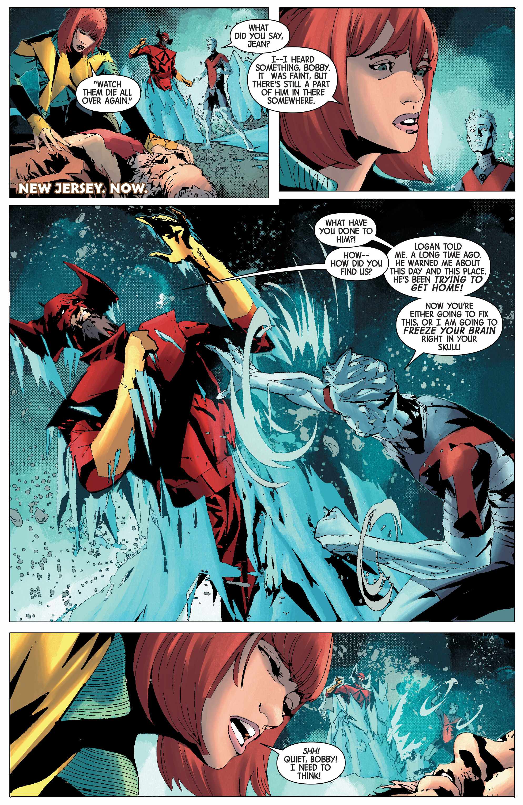 Read online Old Man Logan (2016) comic -  Issue #24 - 14
