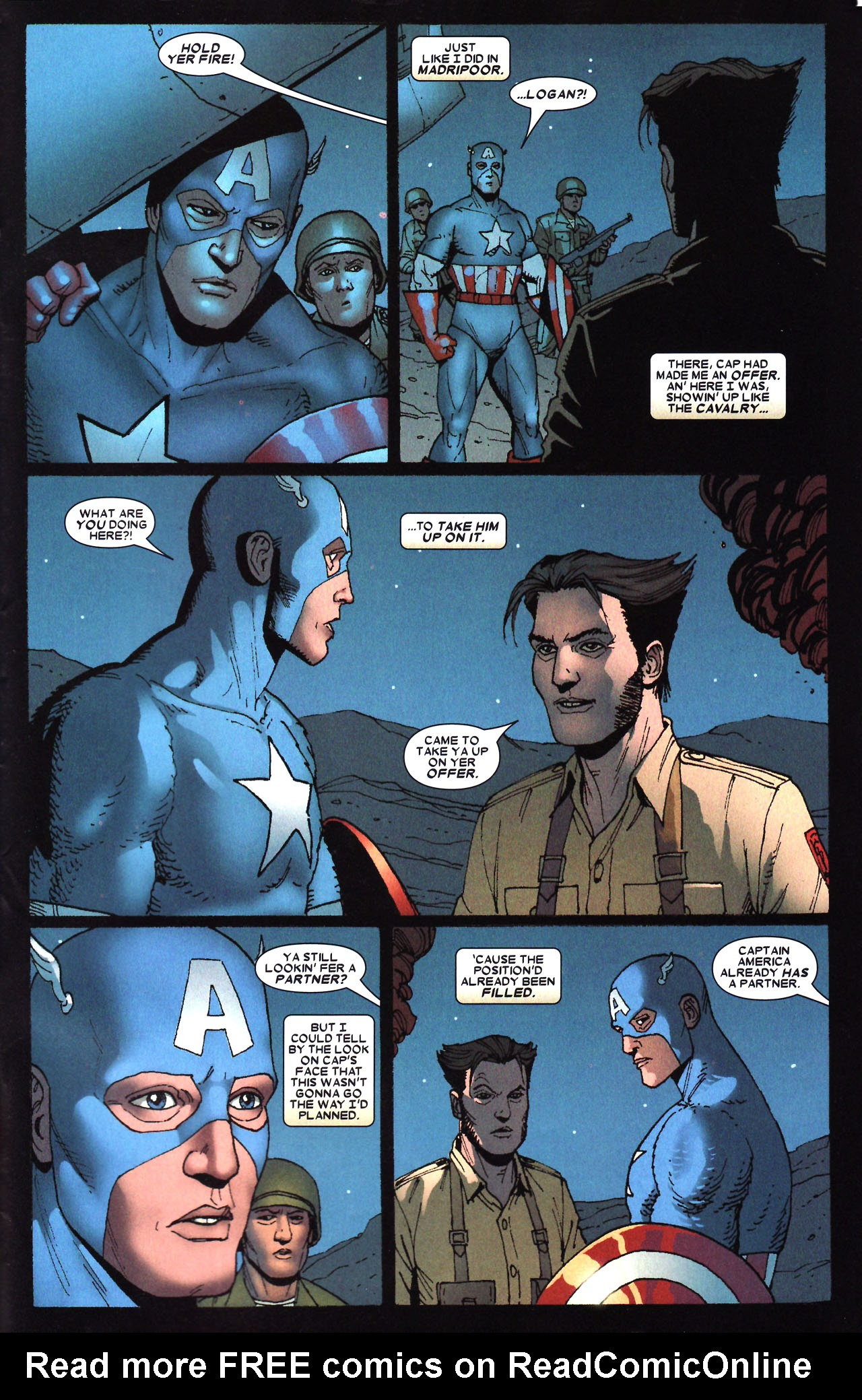 Read online Wolverine: Origins comic -  Issue #17 - 23