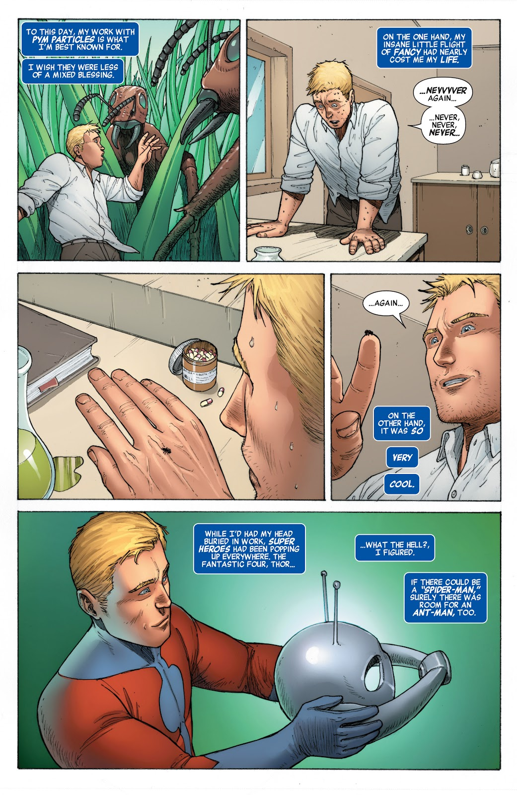 Read online Age of Ultron Companion comic -  Issue # TPB (Part 2) - 91