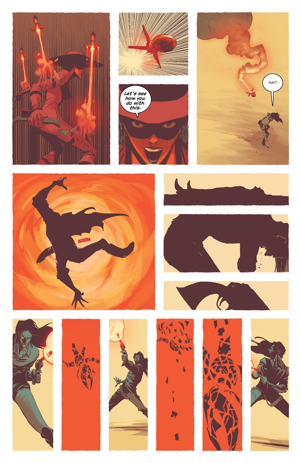 Read online East Of West comic -  Issue #42 - 19