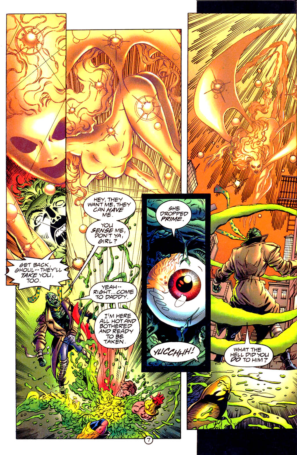 Read online UltraForce (1994) comic -  Issue #9 - 8