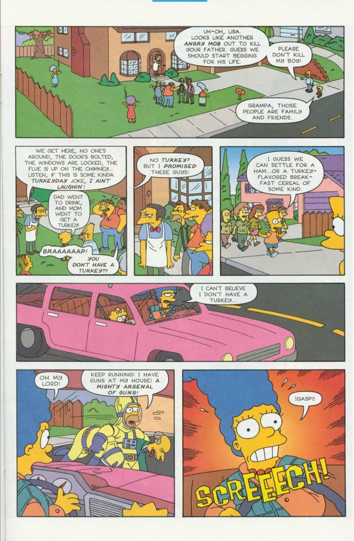 Read online Simpsons Comics comic -  Issue #51 - 22