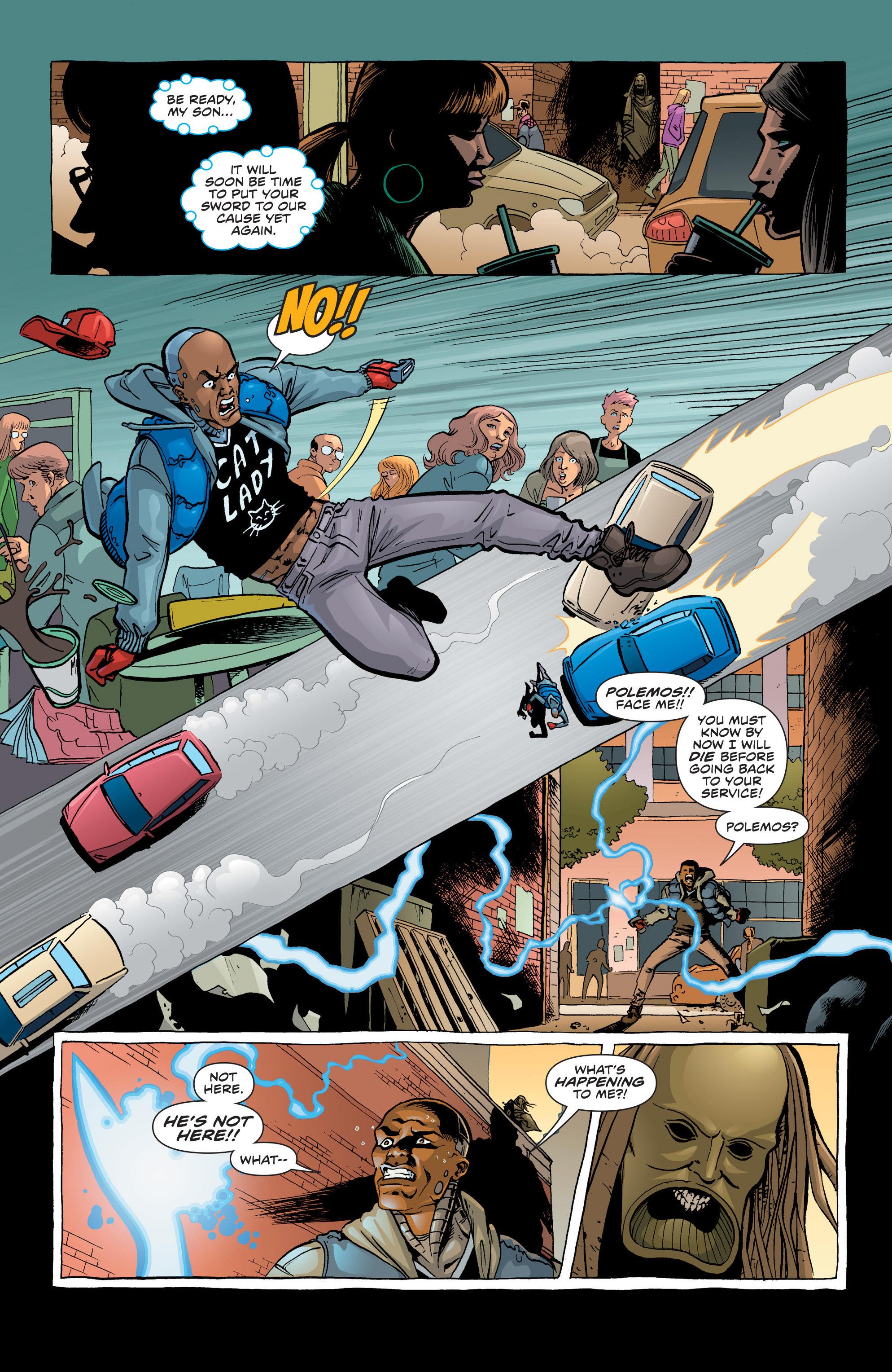 Read online Secret Identities comic -  Issue #5 - 10