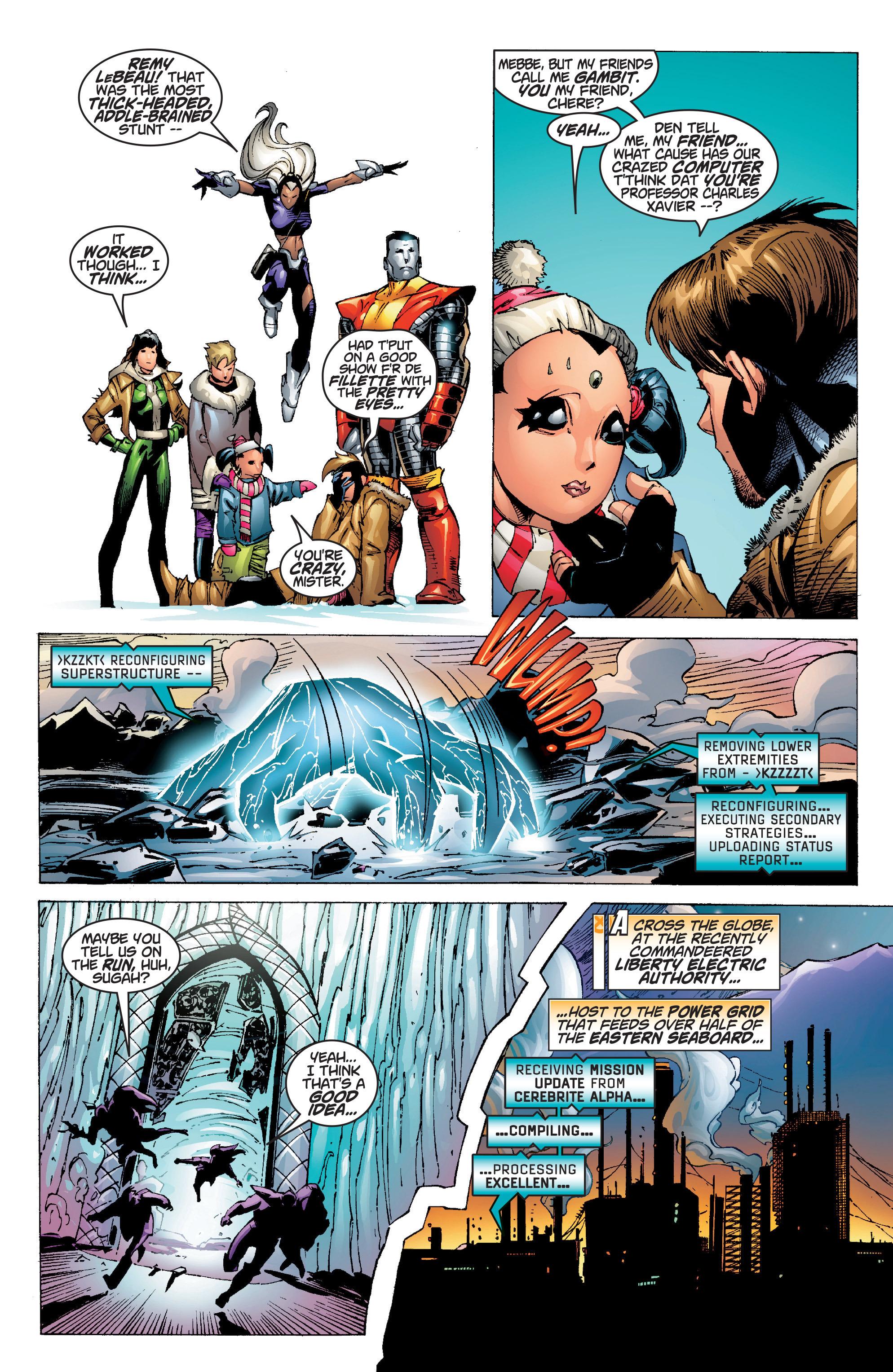 X-Men (1991) 83 Page 6