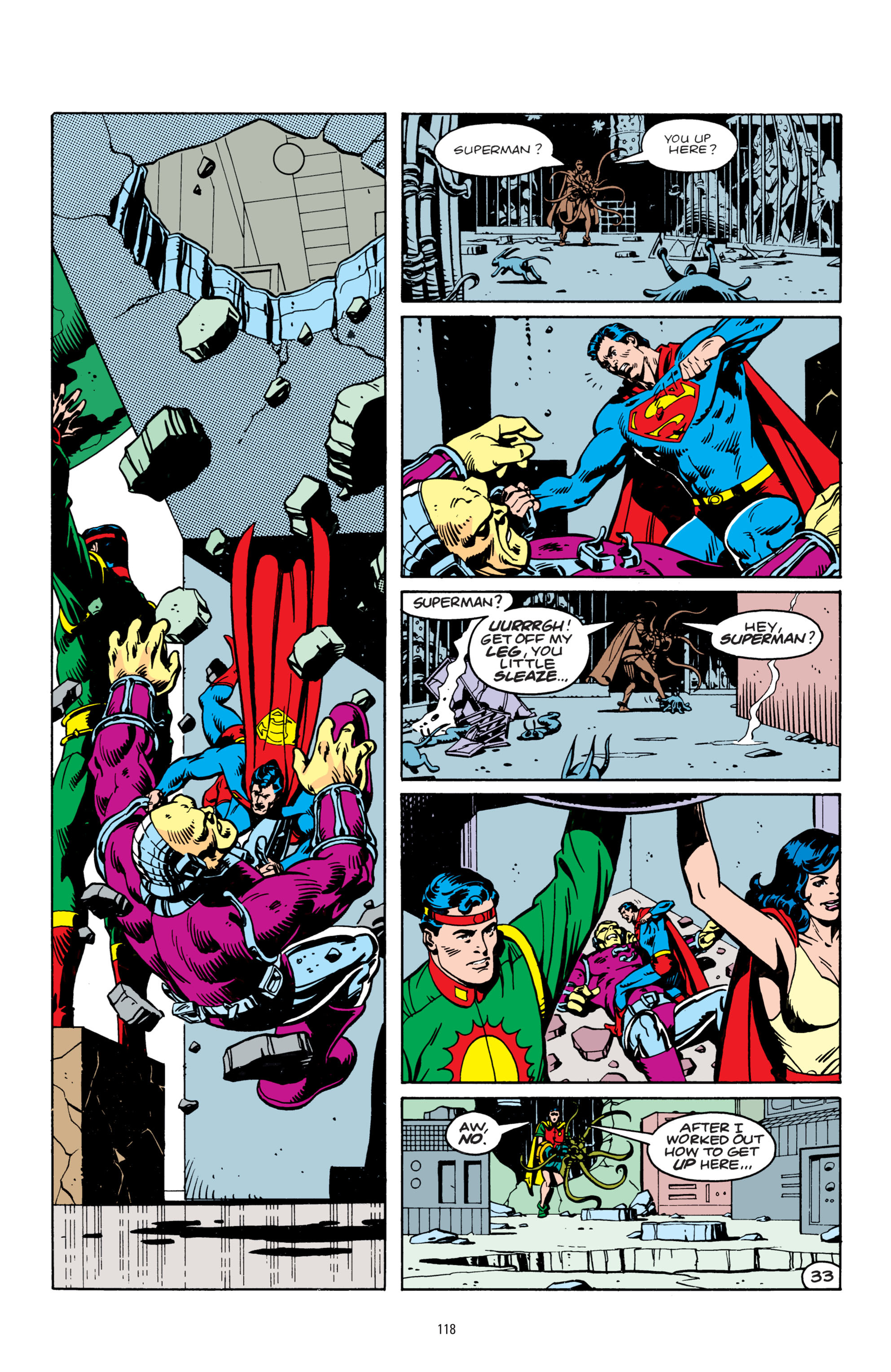 Read online Superman: Whatever Happened to the Man of Tomorrow? comic -  Issue # TPB - 117