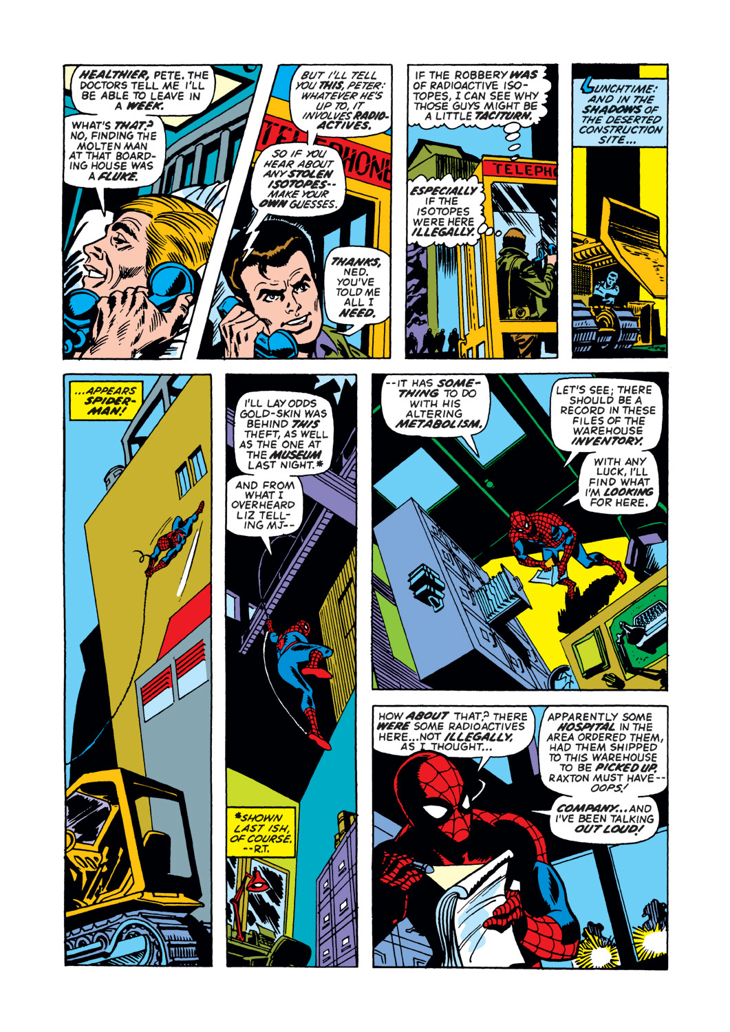 The Amazing Spider-Man (1963) 133 Page 10