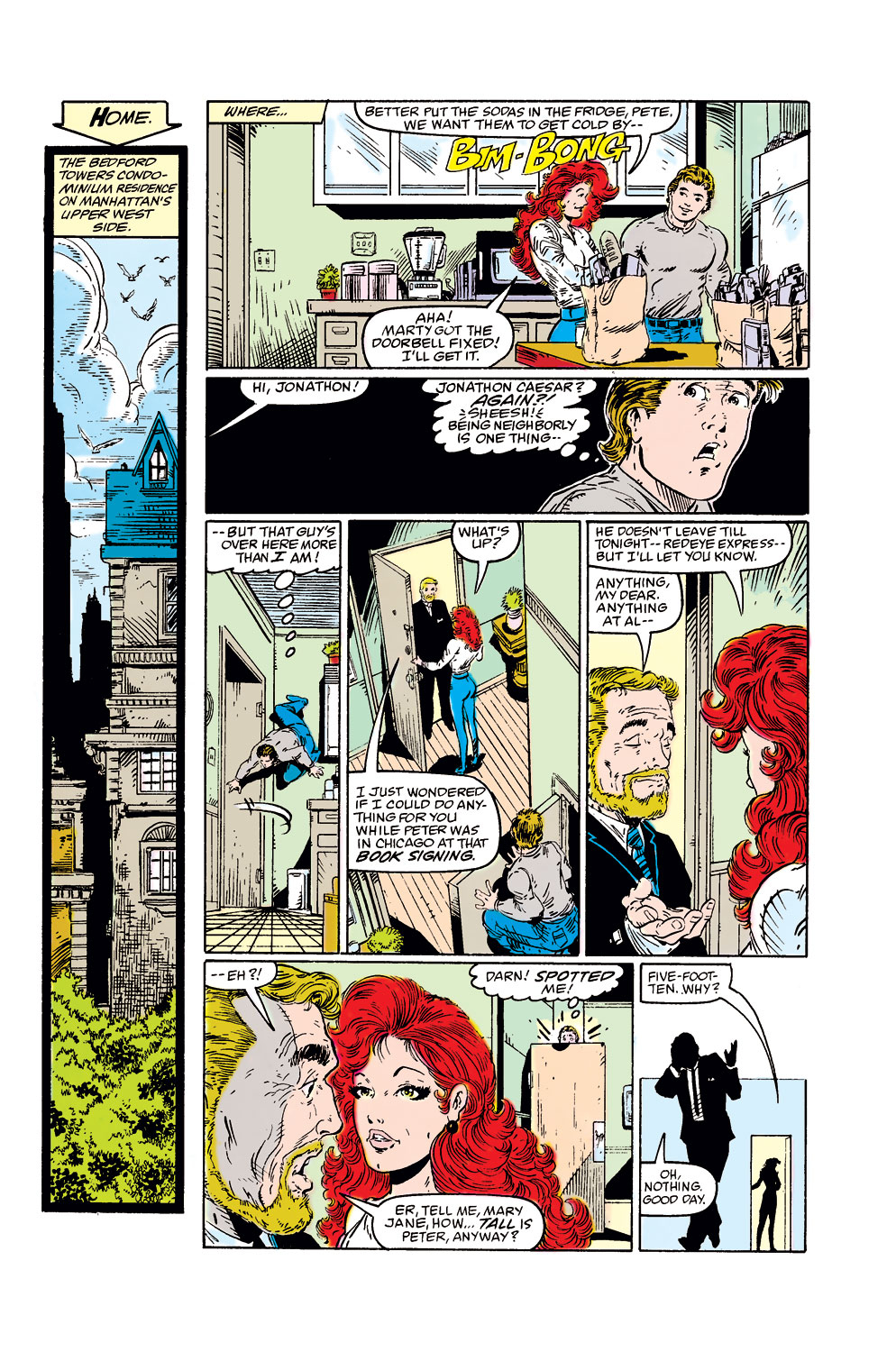 The Amazing Spider-Man (1963) 307 Page 3