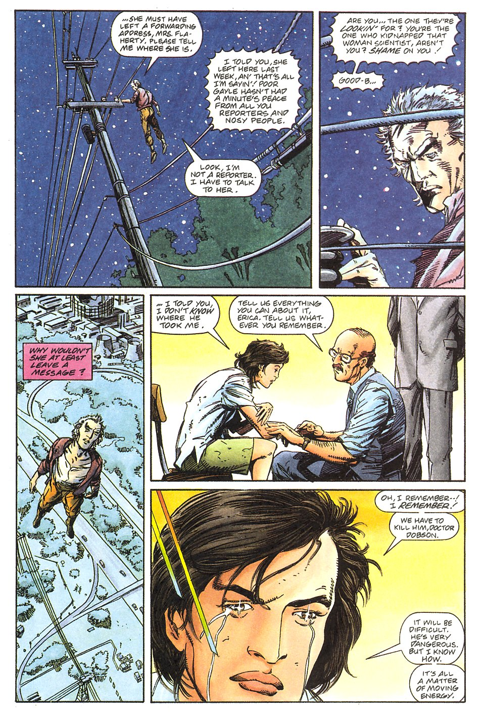 Read online Solar, Man of the Atom comic -  Issue #9 - 24