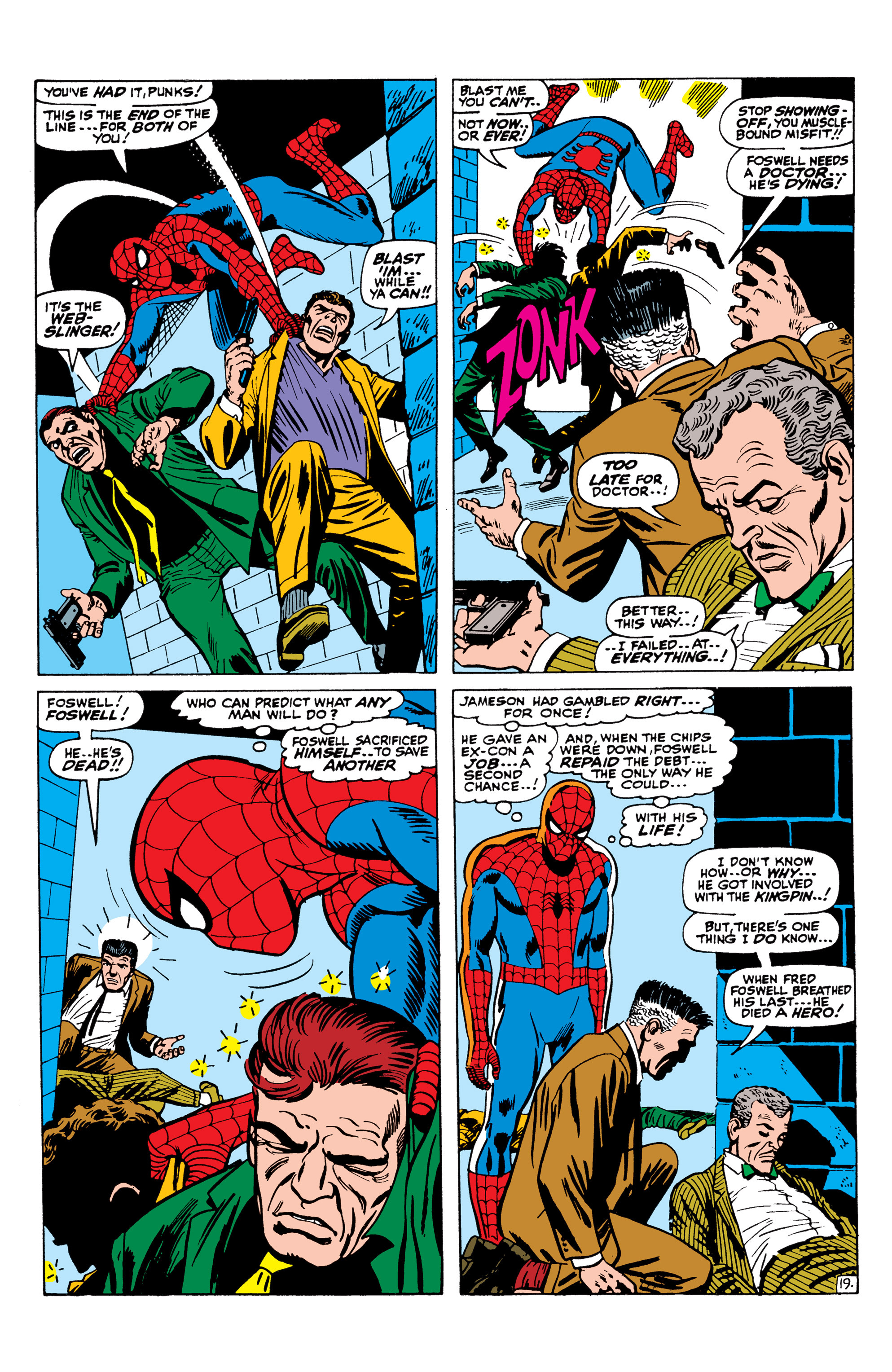 The Amazing Spider-Man (1963) 52 Page 19