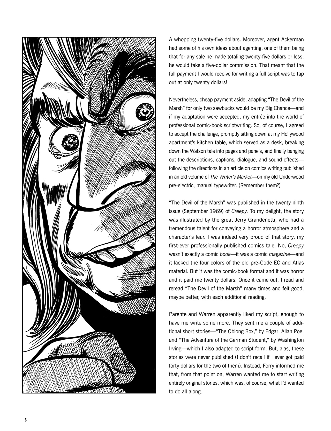 Read online Eerie Archives comic -  Issue # TPB 5 - 7