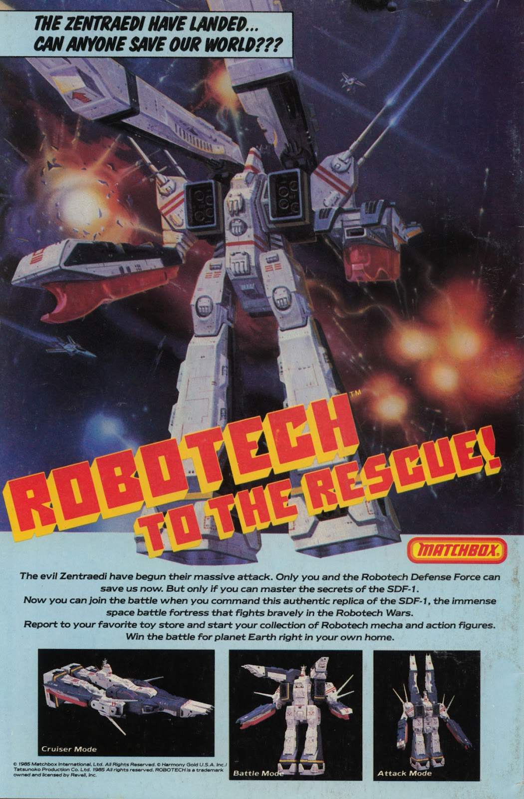 Robotech The New Generation issue 6 - Page 37
