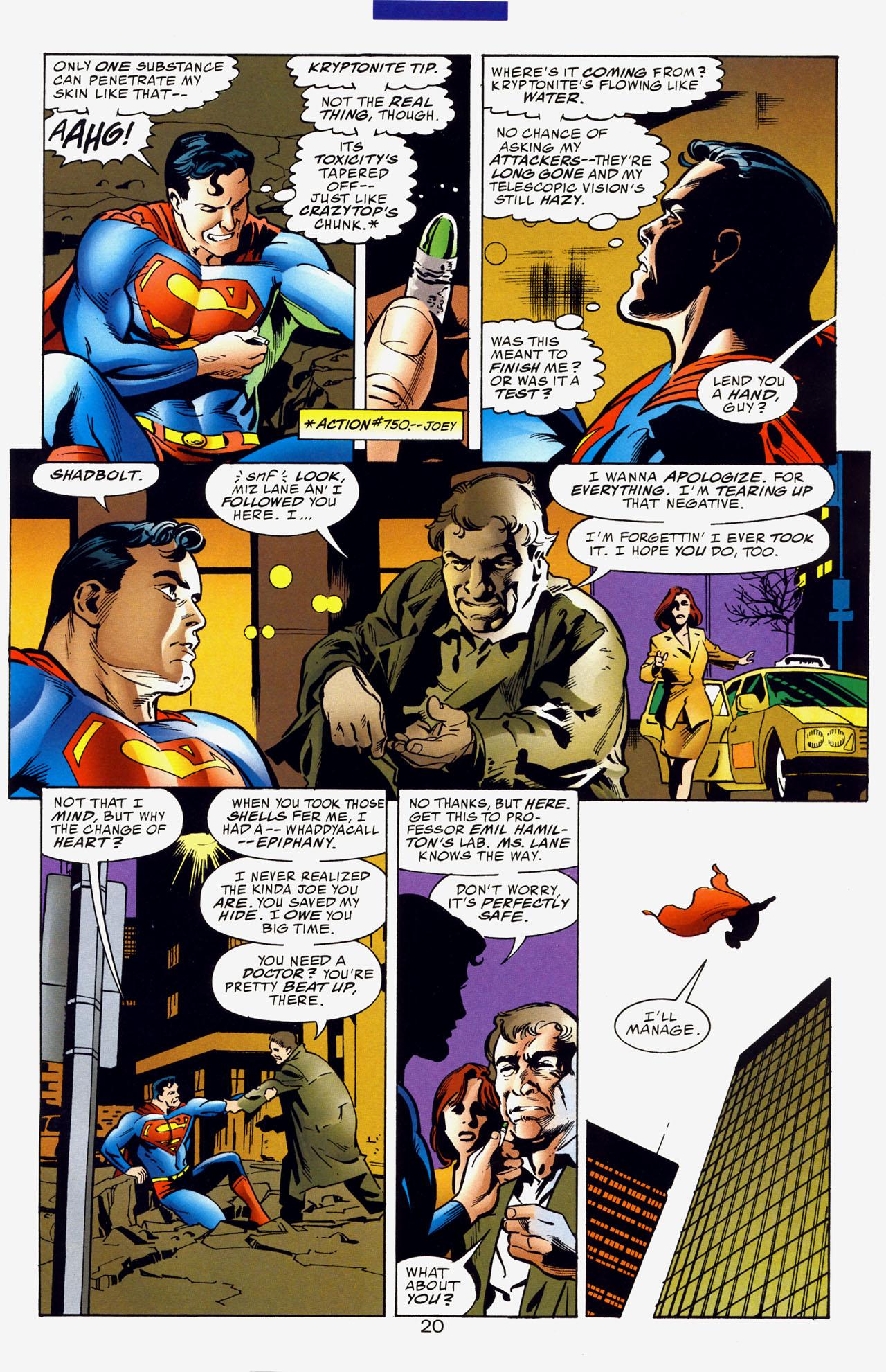 Action Comics (1938) 751 Page 32