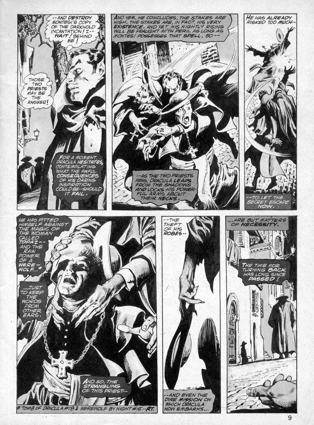 Dracula Lives issue 6 - Page 10