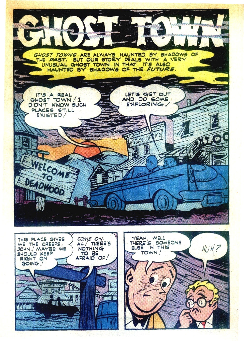 Read online Tales Calculated to Drive You Bats comic -  Issue #7 - 29