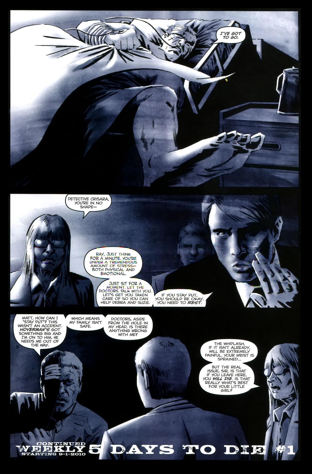 Read online True Blood (2010) comic -  Issue #3 - 30