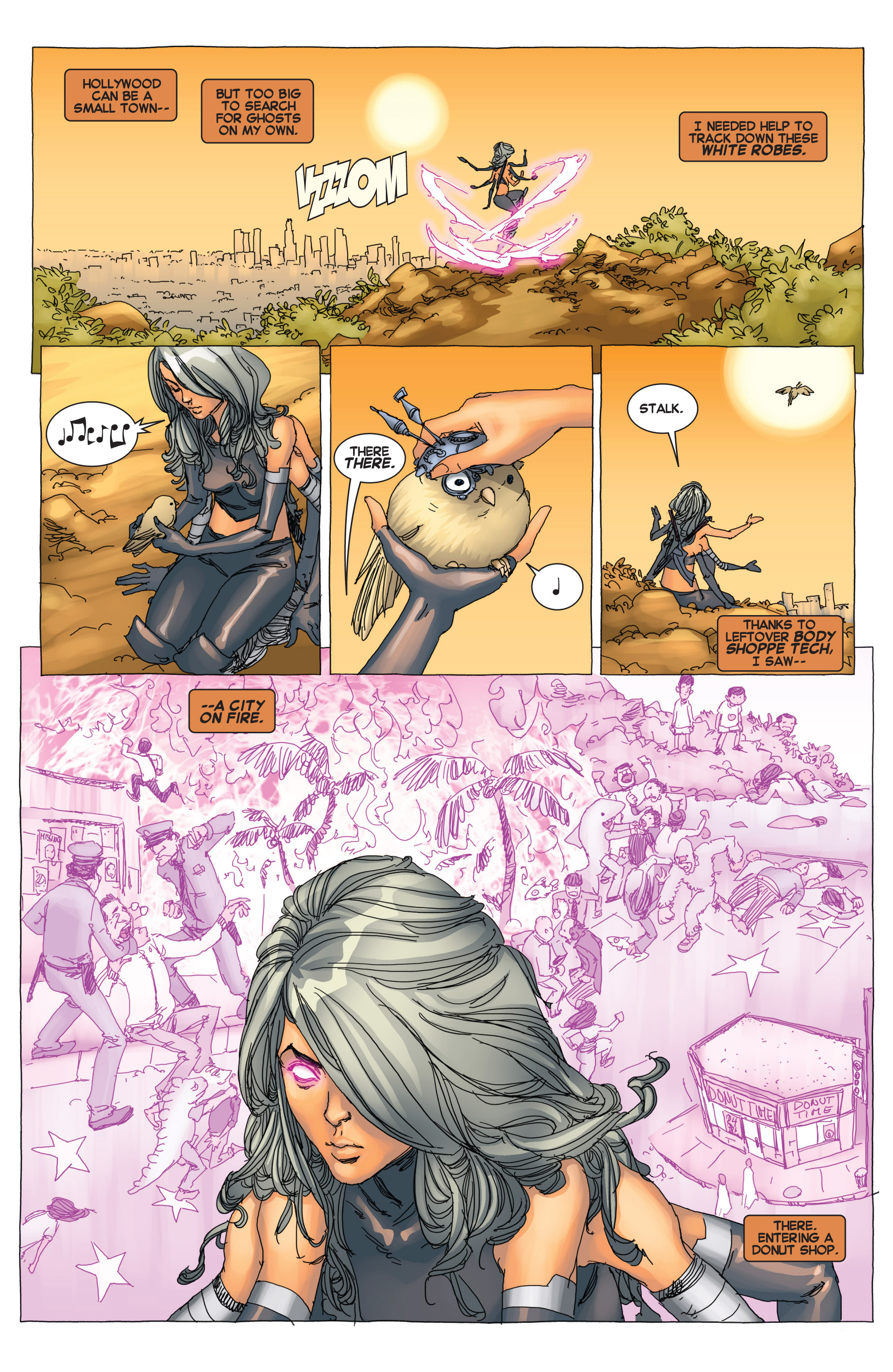 Read online Uncanny X-Force (2013) comic -  Issue #12 - 6