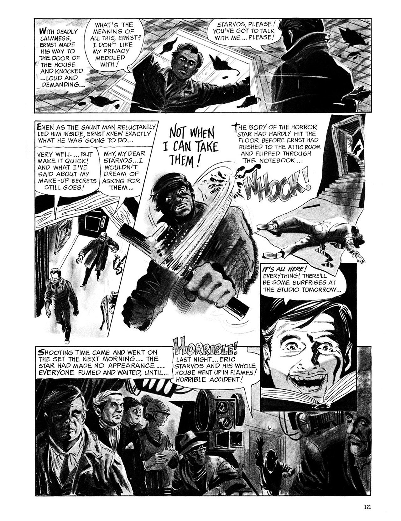 Read online Eerie Archives comic -  Issue # TPB 1 - 122