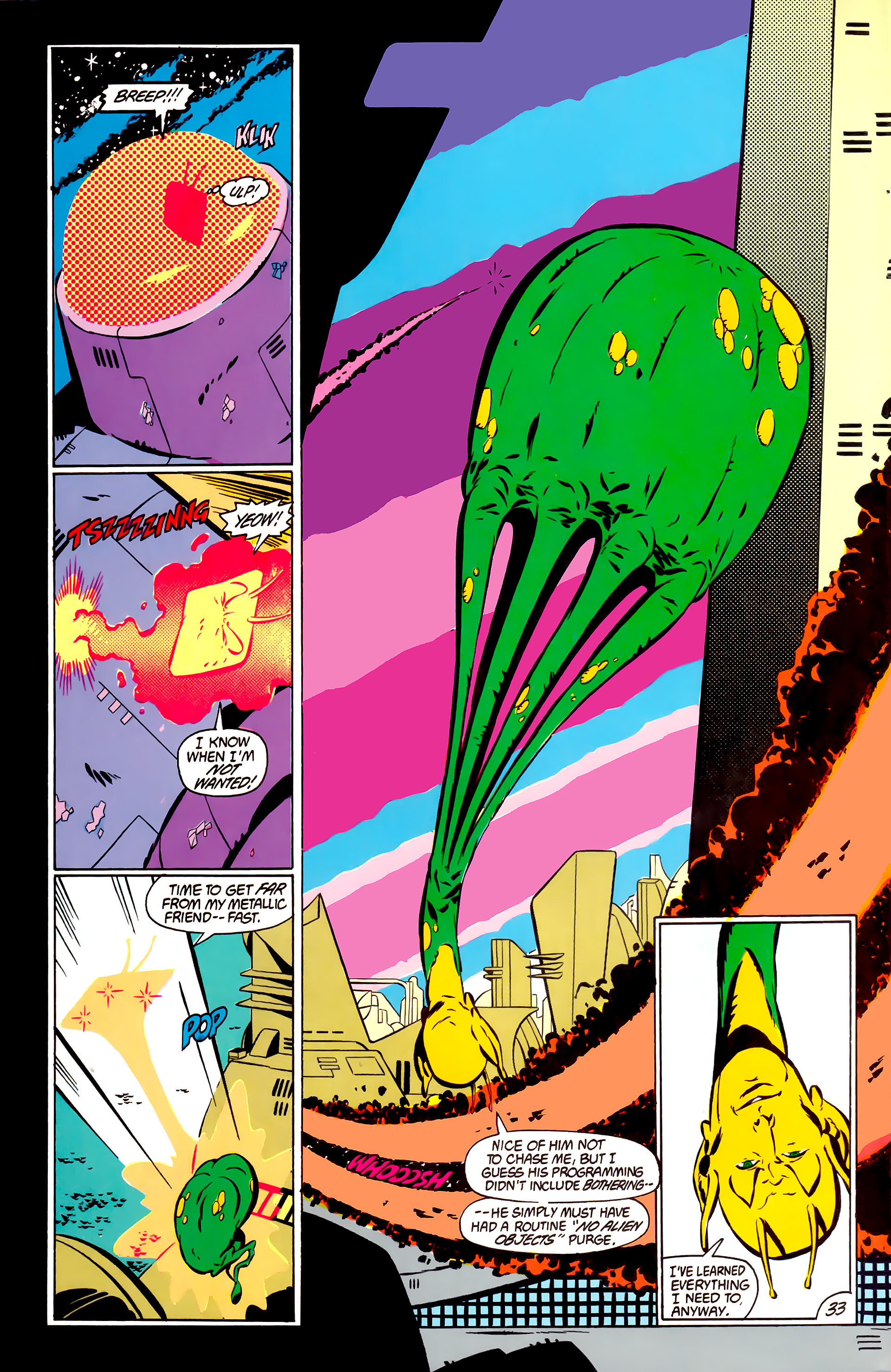 Legion of Super-Heroes (1984) _Annual_1 Page 34