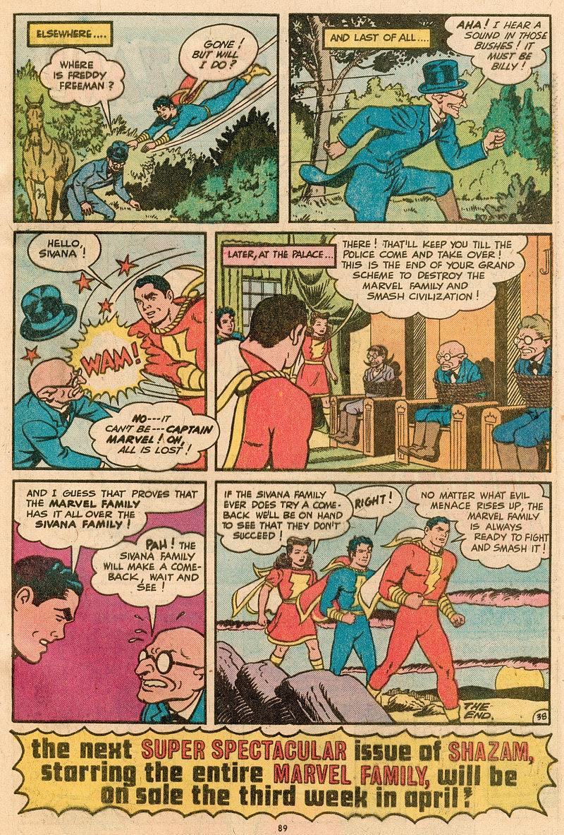 Read online Shazam! (1973) comic -  Issue #12 - 78