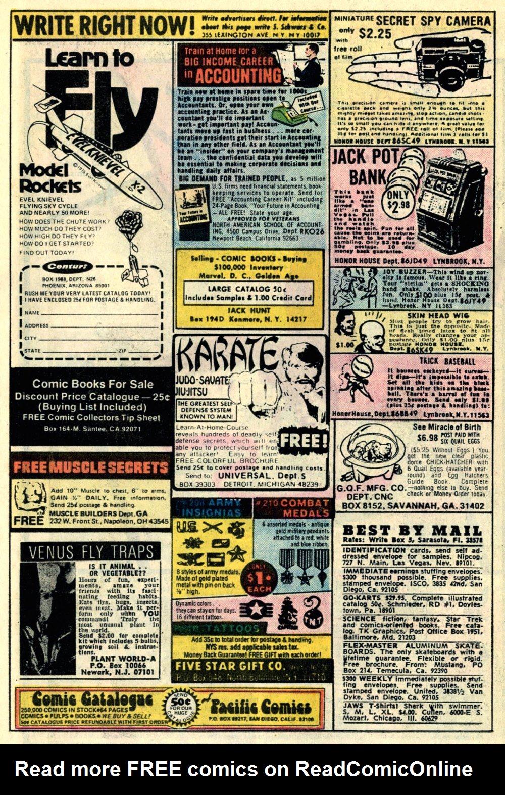 Read online Plop! comic -  Issue #21 - 14