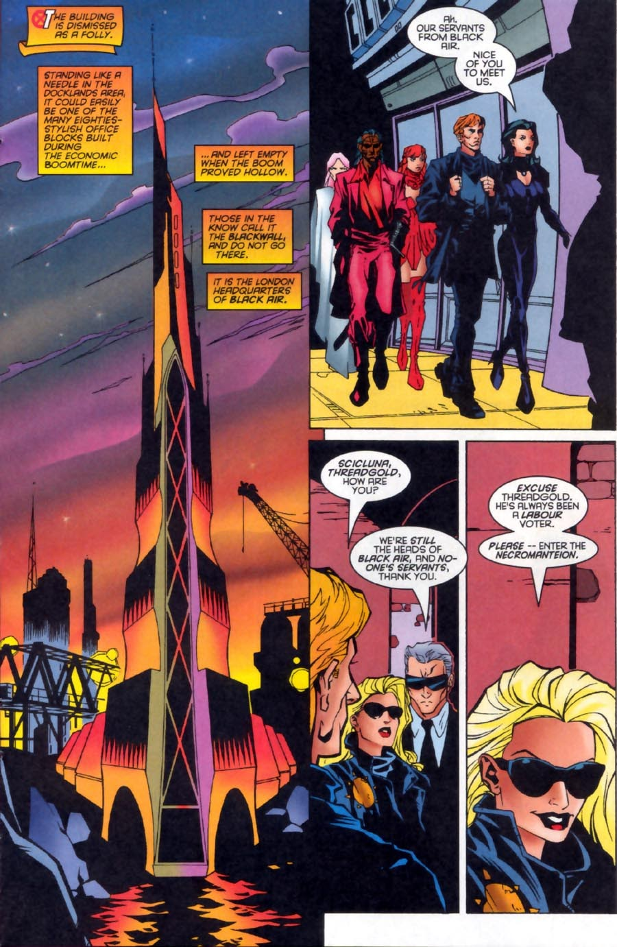 Excalibur (1988) issue 99 - Page 12