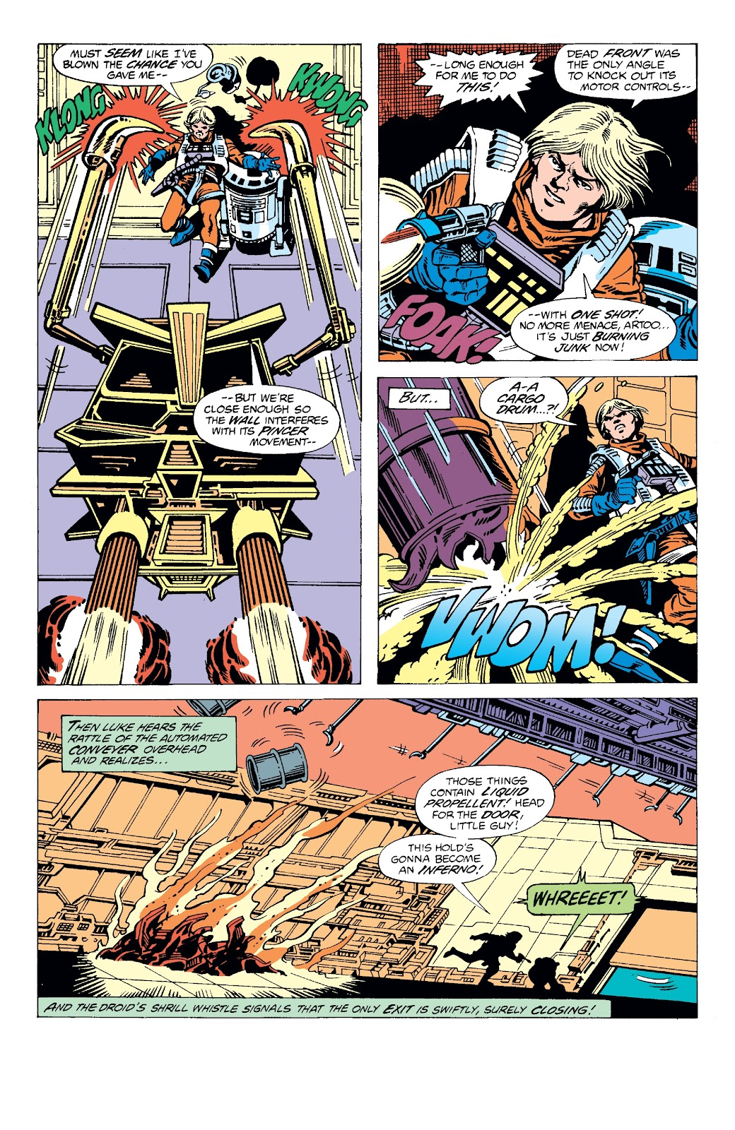 Read online Star Wars Legends: The Original Marvel Years - Epic Collection comic -  Issue # TPB 3 (Part 2) - 25