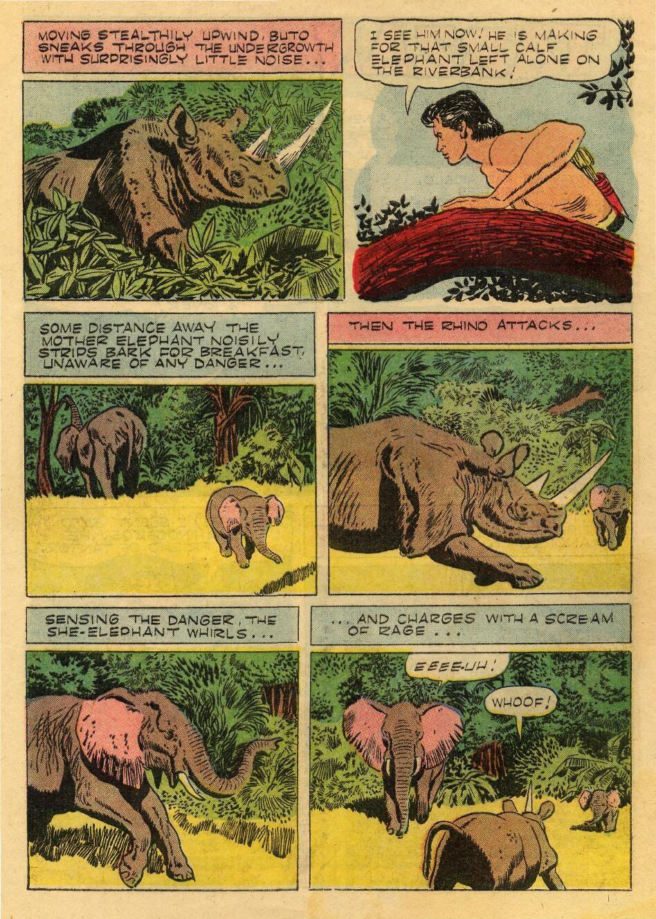 Tarzan (1948) issue 76 - Page 4