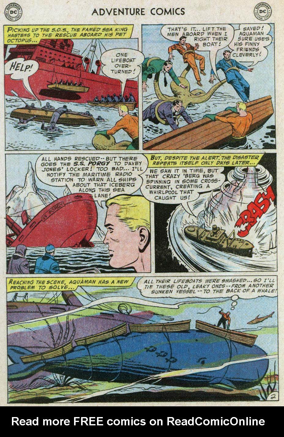 Read online Adventure Comics (1938) comic -  Issue #236 - 18