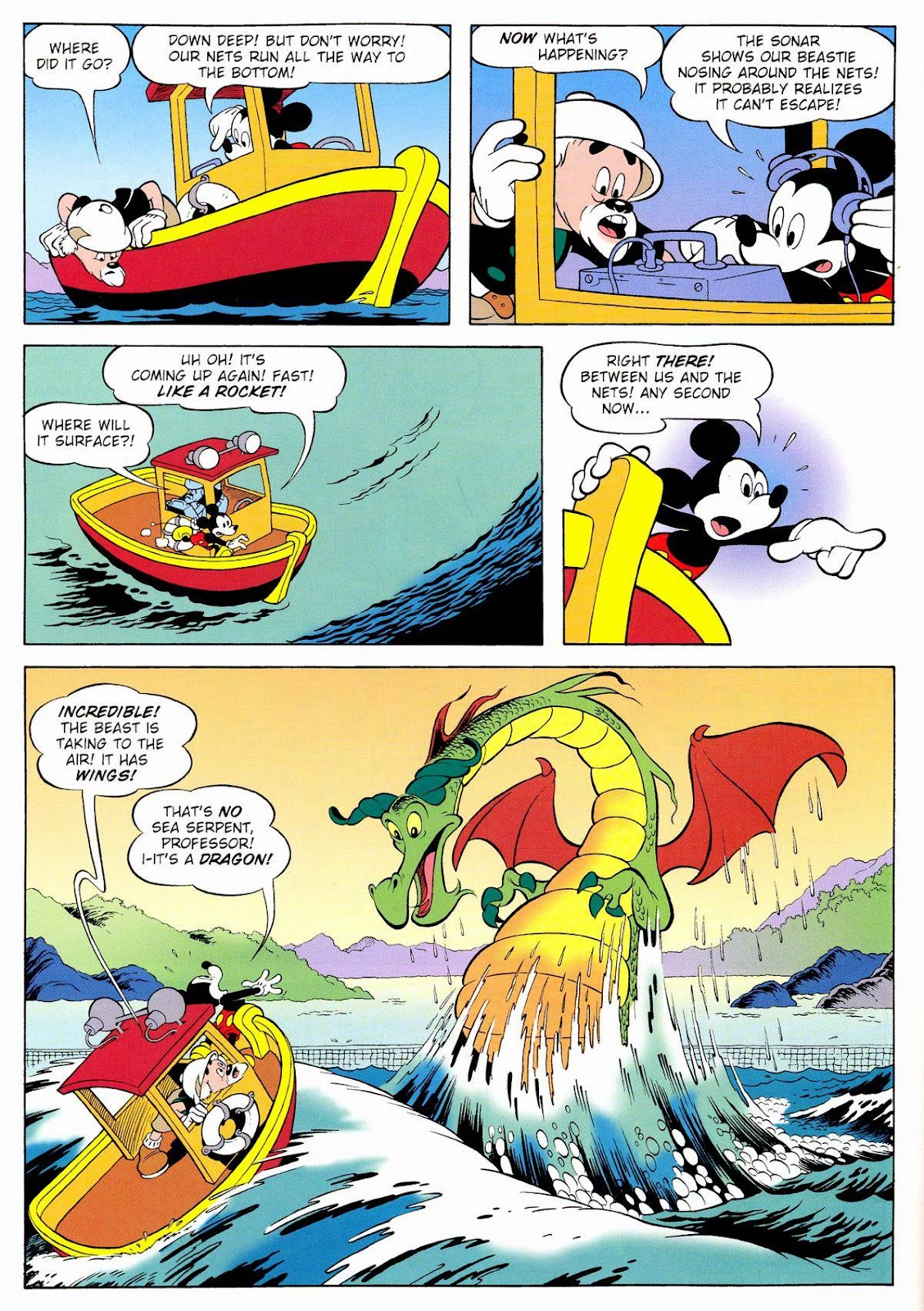 Walt Disney's Comics and Stories issue 640 - Page 28