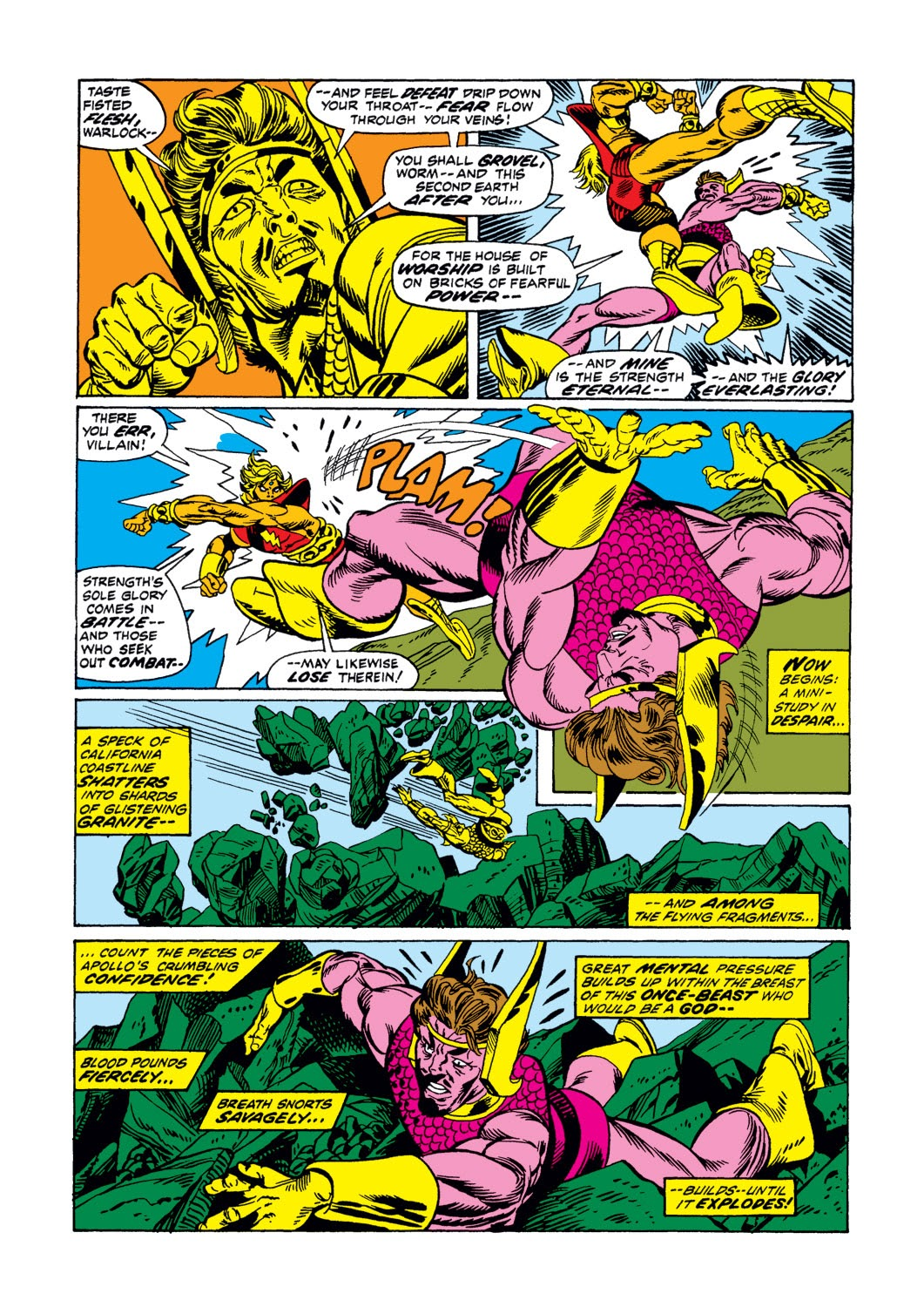 Warlock (1972) issue 3 - Page 18