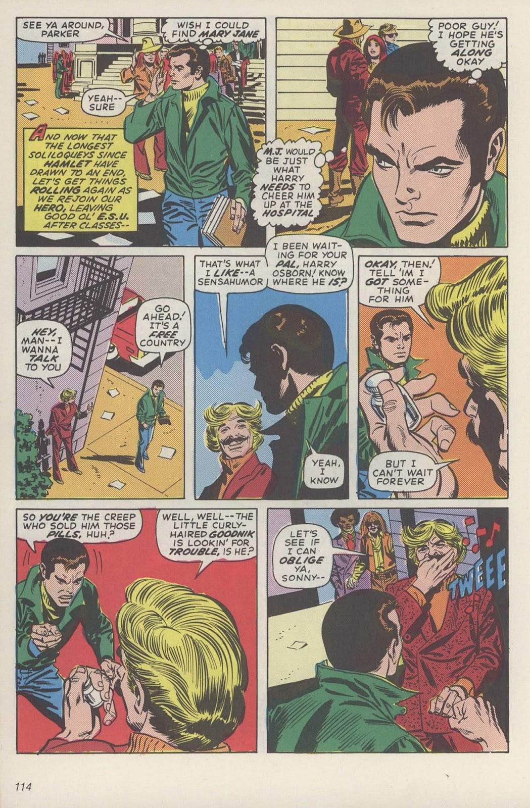 The Amazing Spider-Man (1979) issue TPB - Page 116