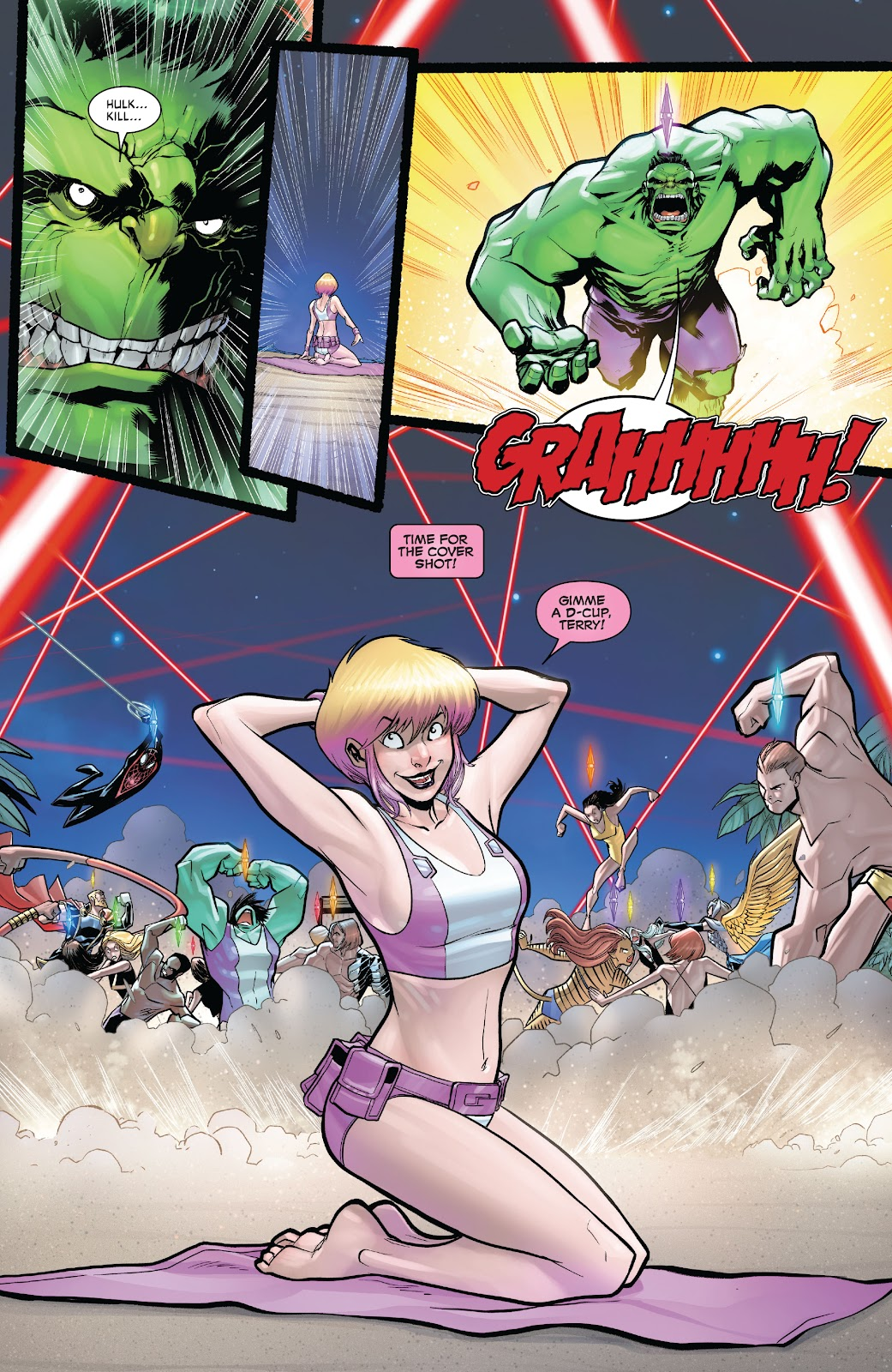Gwenpool Strikes Back issue _TPB - Page 67