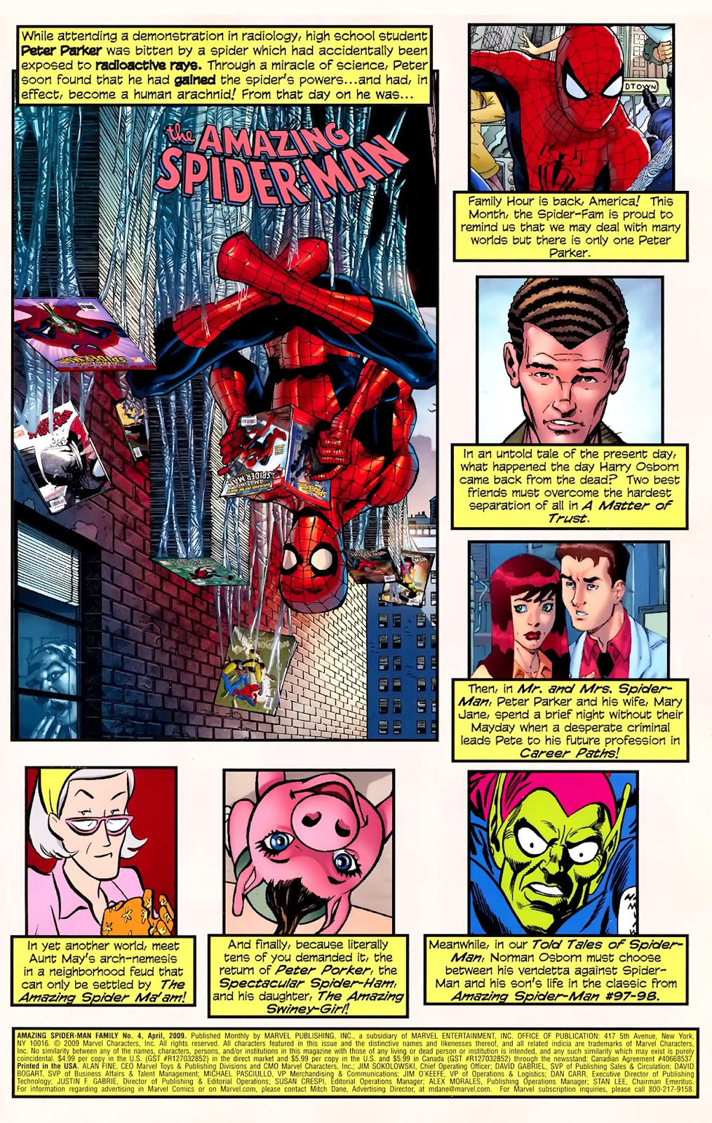 Amazing Spider-Man Family Issue #4 #4 - English 2