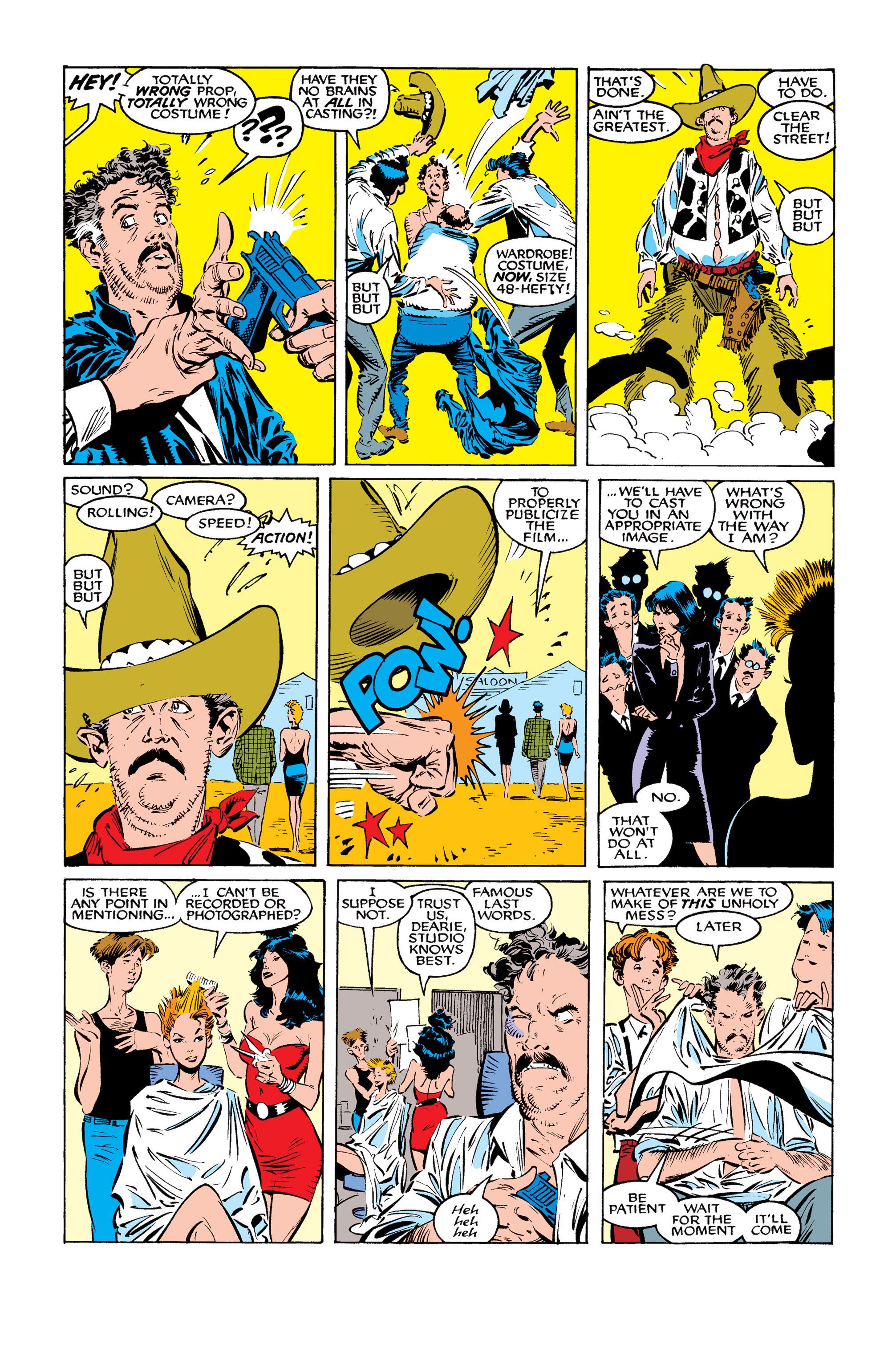 Read online Uncanny X-Men (1963) comic -  Issue #260 - 14