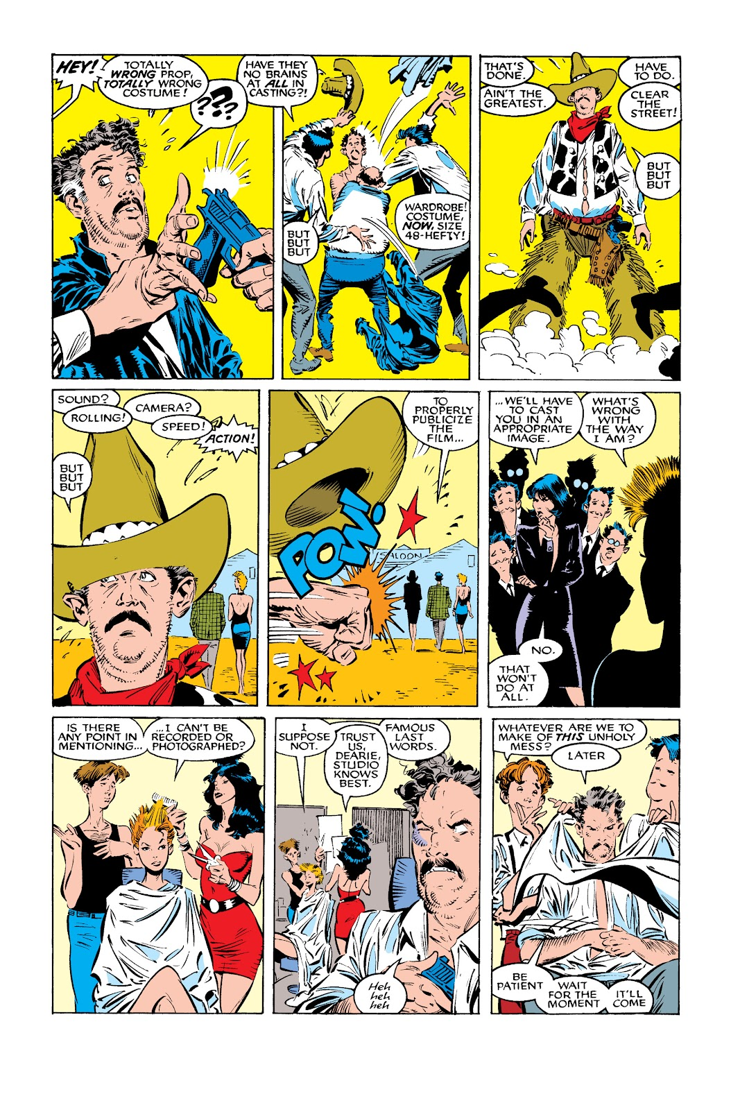 Uncanny X-Men (1963) issue 260 - Page 14