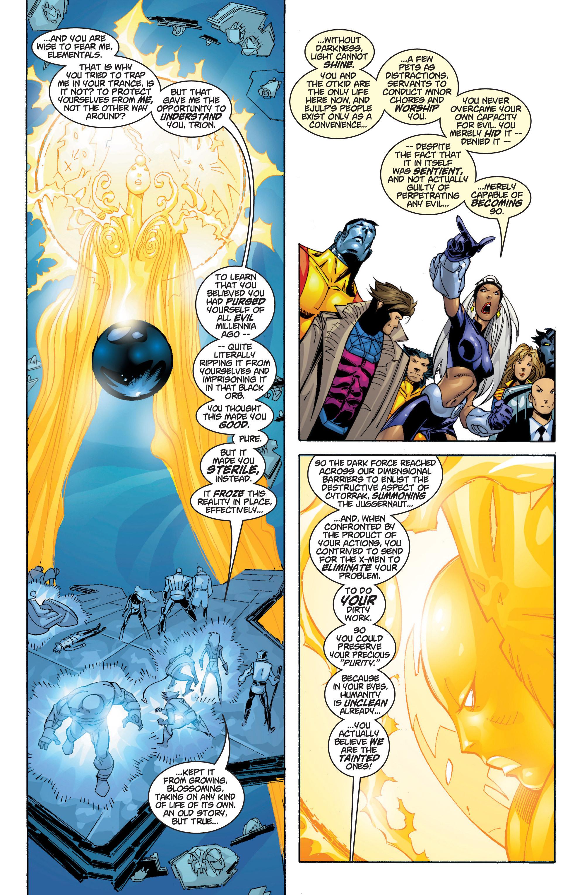 Read online Uncanny X-Men (1963) comic -  Issue #369 - 18