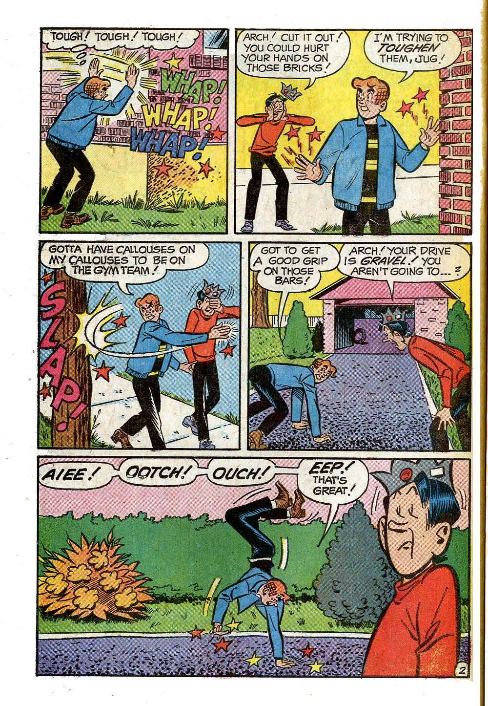 Read online Archie (1960) comic -  Issue #209 - 30