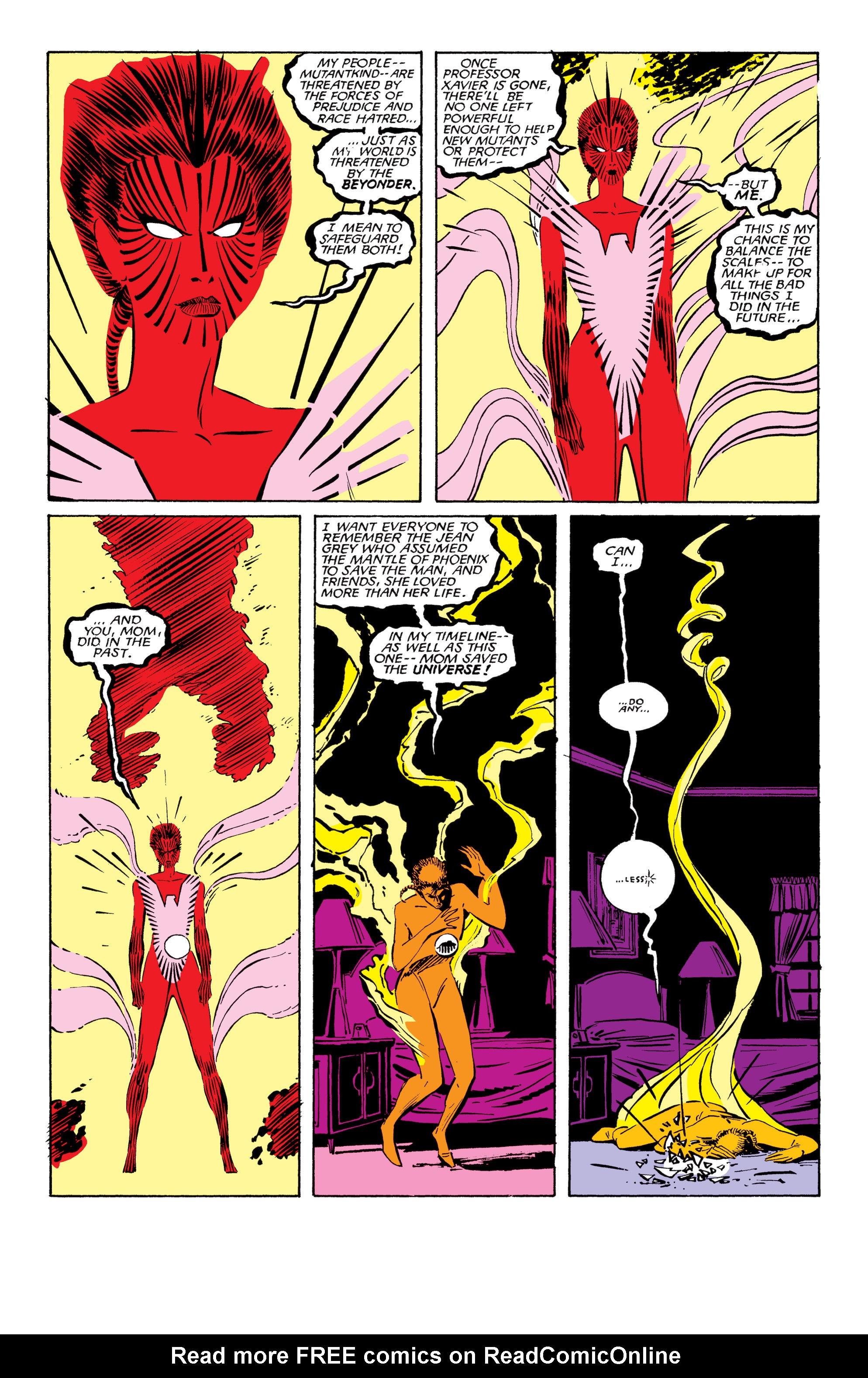 Read online Uncanny X-Men (1963) comic -  Issue #199 - 13