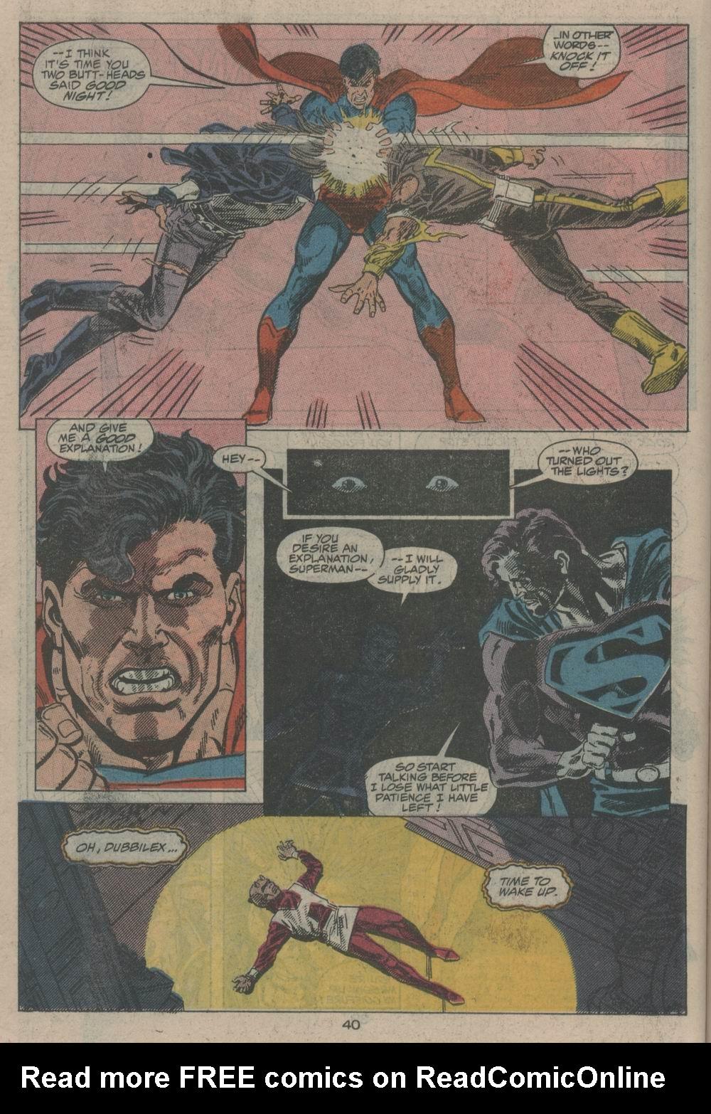 Read online Adventures of Superman (1987) comic -  Issue #Adventures of Superman (1987) _Annual 2 - 40